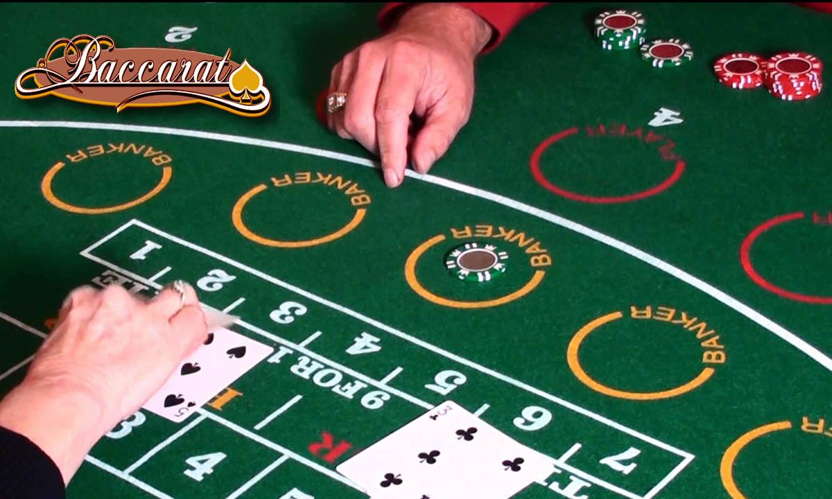 Baccarat GAME TIE NEW ONLINE