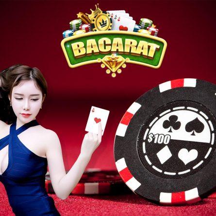 Casino girl dream game Baccarat