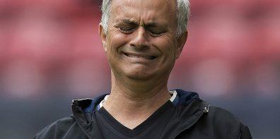 Mourinho not care top four
