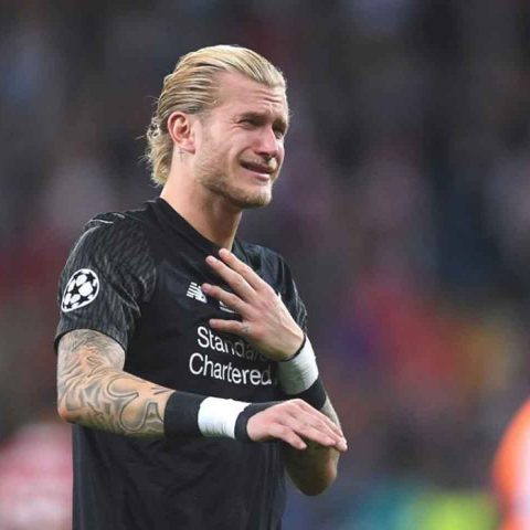 Karius regretted